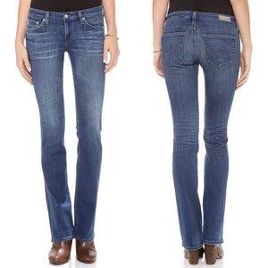 AG The Olivia Skinny Bootcut Jean